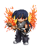 Kuru Ookami of Flame