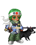 Green Tea Wolf Mobsta's avatar