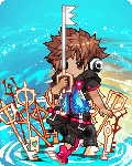dark keyblade warrior