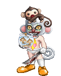 Bold New Monkey