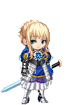 Saber Servant's avatar