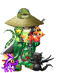 Samurai Dragon-Frog