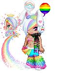Velvet lined Rainbows