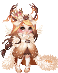 Cinnamon Deer