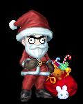 A Santa Claus's avatar