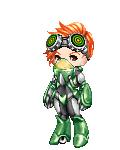 Trainer Orange